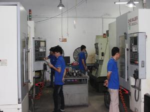 CNC Milling Machine - Máy phay CNC