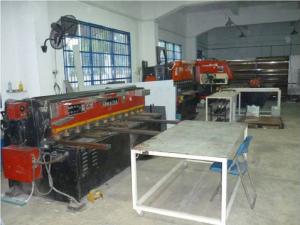 SHEET METAL WORKS MACHINE - Máy gia công kim loại
